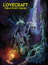 Image: Lovecraft: The Myth of Cthulhu HC  - IDW Publishing