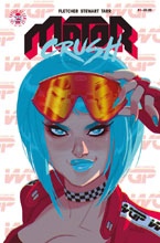 Image: Motor Crush #9 (cover A - Tarr)  [2017] - Image Comics