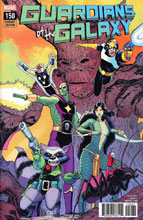 Image: Guardians of the Galaxy #150 (variant cover - Kuder) - Marvel Comics
