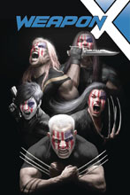 Image: Weapon X #12 (Legacy) - Marvel Comics