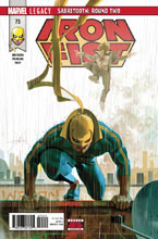 Image: Iron Fist #75 (Legacy)  [2017] - Marvel Comics