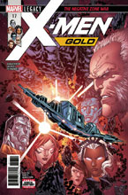 Image: X-Men Gold #17 (Legacy) - Marvel Comics