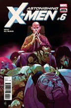 Image: Astonishing X-Men #6  [2017] - Marvel Comics