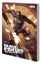 Image: Black Panther: The Man Without Fear - The Complete Collection SC  - Marvel Comics
