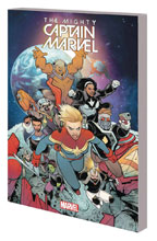Image: Mighty Captain Marvel Vol. 02: Band of Sisters SC  - Marvel Comics