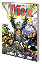 Image: Thor by Walter Simonson Vol. 02 SC  - Marvel Comics