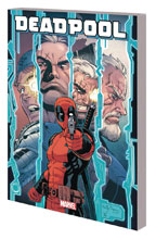 Image: Deadpool Classic Vol. 21: DVX SC  - Marvel Comics