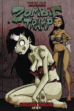 Image: Zombie Tramp Vol. 12: Voodoo Vixen Death Match SC  - Action Lab - Danger Zone