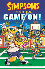 Image: Simpsons Comics Game On! SC  - Bongo Comics