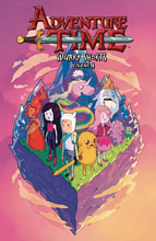Image: Adventure Time: Sugary Shorts Vol. 04 SC  - Boom! Studios