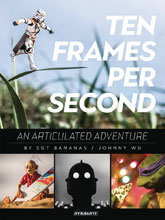 Image: Ten Frames Per Second: An Articulated Adventure HC  - Dynamite