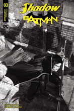 Image: Shadow / Batman #3 (cover I incentive - Peterson) (40-copy) - Dynamite