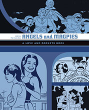 Image: Angels and Magpies: The Love & Rockets Library Vol. 13 SC  - Fantagraphics Books