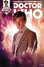 Image: Doctor Who: The 11th Doctor Year Three #13 (cover B - Photo) - Titan Comics