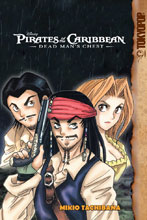 Image: Disney Pirates of the Caribbean: Dead Man's Chest Manga SC  - Tokyopop