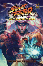 Image: Street Fighter Unlimited Vol. 02: The Heart of Battle SC  - Udon Entertainment Inc