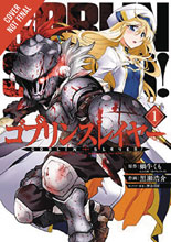 Image: Goblin Slayer Vol. 01 SC  - Yen Press