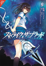 Image: Strike the Blood Vol. 09 GN  - Yen Press