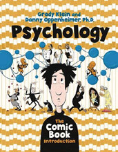 Image: Psychology: The Comic Book Introduction SC  - Ww Norton
