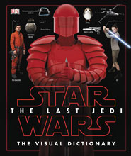 Image: Star Wars: The Last Jedi - Visual Dictionary HC  - DK Publishing Co