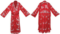 Image: WWE Classic Superstar Deluxe Robe: Ric Flair  - Jakks Pacific