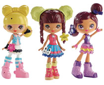 Image: Kuu Kuu Harajuku Fashion Swap Fun Assortment  - Mattel Toys