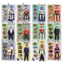 Image: DC Batman TV Series Best of Hero 8-inch Action Figure Assortment  - Figures Toy Company