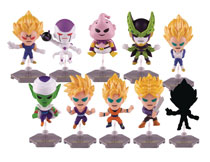 Image: Dragonball Z Buildable Figures 24-Piece Blind Mystery Box Display Series 1  - Ucc Distributing