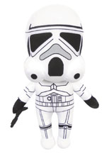 Image: Star Wars: E8 Super Deformed Plush: Stormtrooper  - Comic Images