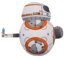 Image: Star Wars: E8 Back Buddy: BB-8  - Comic Images