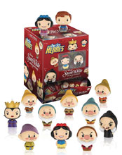 Image: Pint Sized Heroes Snow White 24-Piece Blind Mystery Box Display  - Funko