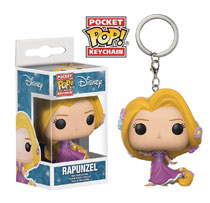 Image  Pocket Pop! Disney Vinyl Figure Keychain  Tangled Rapunzel New -  Funko 1dbba6abe620