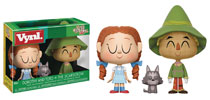 Image: Vynl Wizard of Oz Vinyl Figure: Dorothy & Scarecrow  (2-Pack) - Funko
