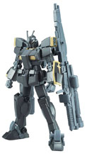 Image: Gundam Build Fighters Model Kit: Lightning Black  (1/144-scale) - Bandai Hobby