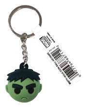 Image: Marvel Icon Ball Keyring: Hulk  - Monogram Products