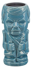 Image: Star Trek the Original Series Geeki Tiki Glass: Dr. McCoy  - Beeline Creative Inc.