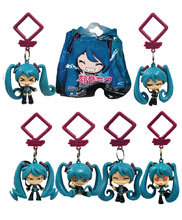 Image: Hatsune Miku Hanger Figures 24-Piece Blind Mystery Box Display  - Ucc Distributing