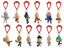 Image: One Punch Man Figure Hangers 24-Piece Blind Mystery Box Display  - Ucc Distributing