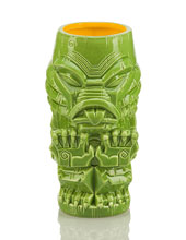 Image: Monsters Geeki Tiki Glass: Gill-Man  - Beeline Creative Inc.