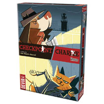 Image: Checkpoint Charlie Card Game  - Devir Americas, LLC