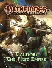 Image: Pathfinder RPG: Campaign Setting - Taldor First Empire  - Paizo Inc
