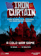Image: Iron Curtain Card Game  - Ultra Pro International