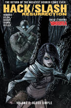 Image: Hack Slash Resurrection Vol. 02: Blood Simple SC  - Image Comics