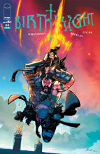 Image: Birthright #34 (cover A - Bressan & Lucas) - Image Comics