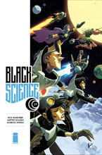 Image: Black Science #39 (cover A - Scalera) - Image Comics