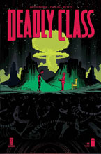 Image: Deadly Class #36 (cover A - Craig) - Image Comics