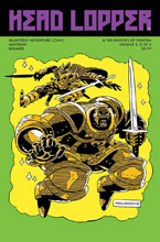 Image: Head Lopper #10 (cover A - MacLean) - Image Comics