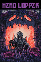 Image: Head Lopper #10 (cover B - D'Angelo) - Image Comics