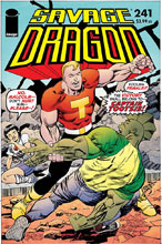 Image: Savage Dragon #241 - Image Comics