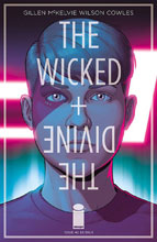 Image: Wicked & Divine #40 (cover A - McKelvie & Wilson) - Image Comics